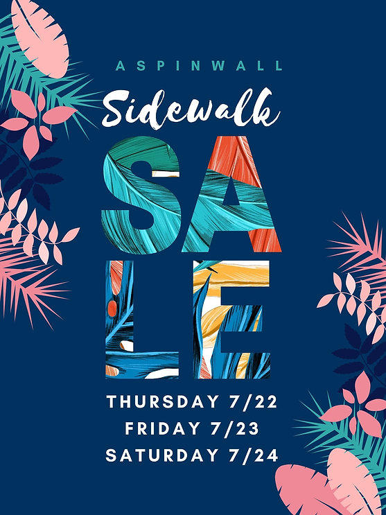 aspinwall sidewalk sale.jpg