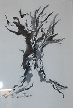 עץ זית ציור..JPG