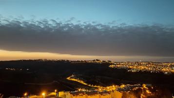 Jerusalem at corona time from my balcon