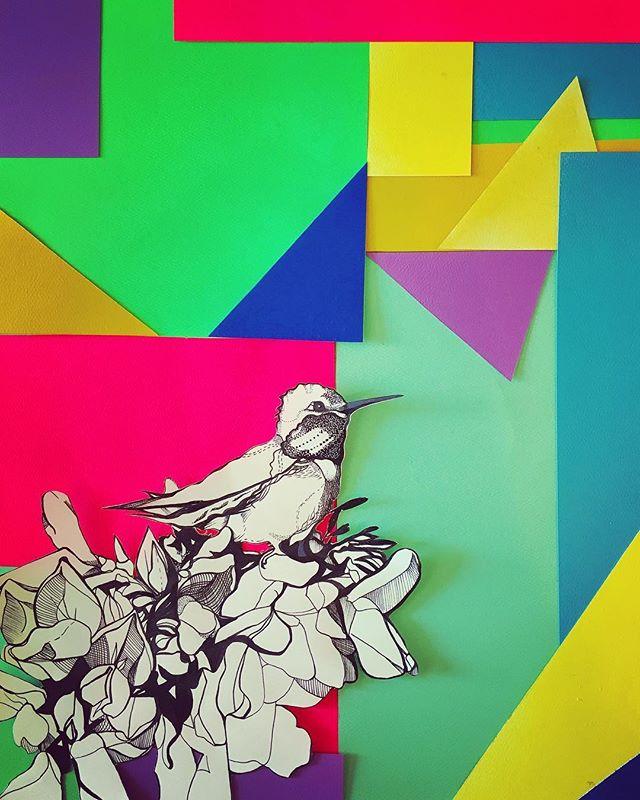 #hummer #collage #shapes #montanagold