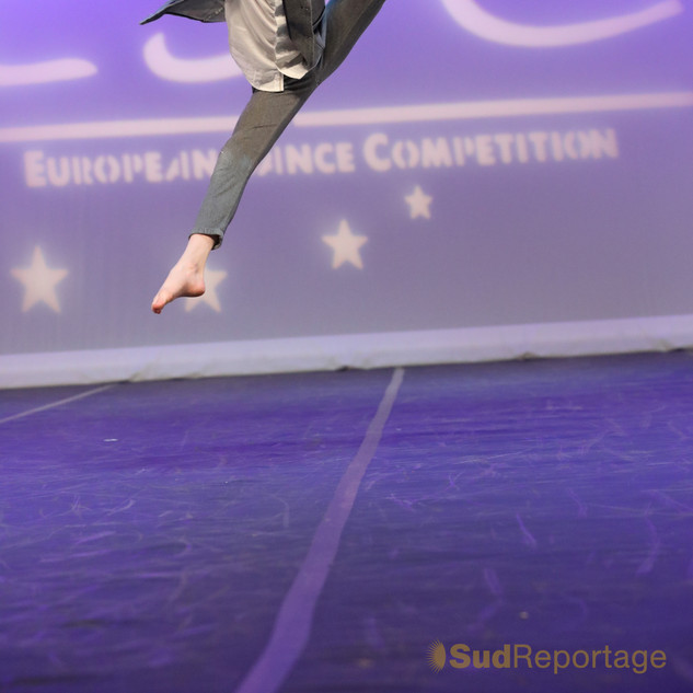 Festival 123 DANCE - Concours International de Danse