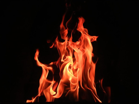 Choosing to Walk Into The Fire