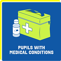 Click to view Pupils with Medical Conditions Policy