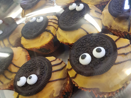Geckos, Beardies and Great Cakes!