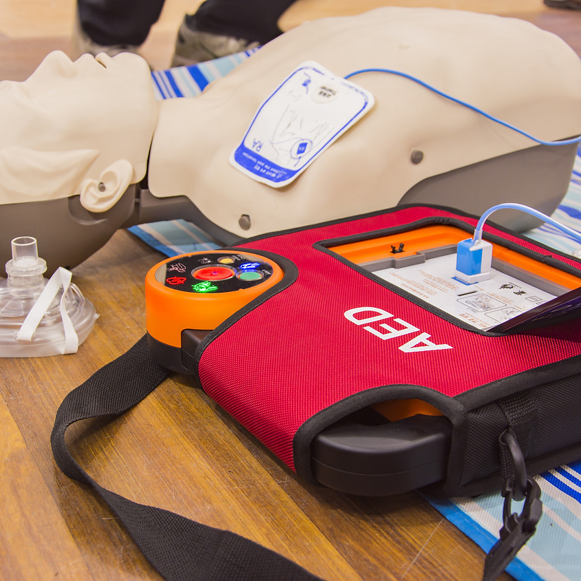 Heartsaver CPR/AED or BLS Skills Session- Tuesday, October 20th