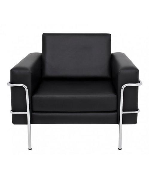 Sofá Recepção Le Corbusier - 1 Lugar