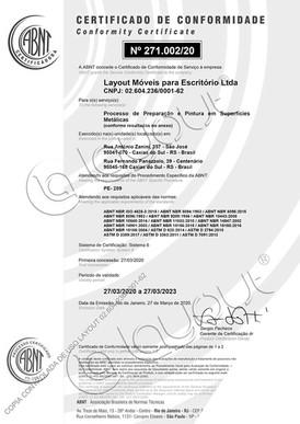 Certificado PE-289 Layout  VAL.27_03_23-