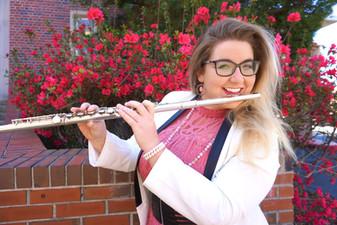 Aleyna Brown flute