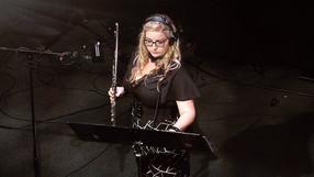 Aleyna flute electronics