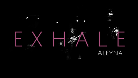 Aleyna EXHALE album music