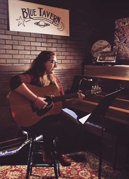 Aleyna LIVE at Blue Tavern