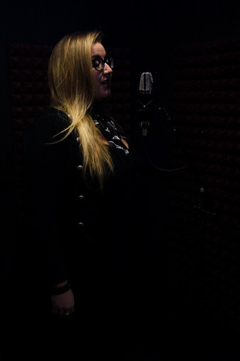 Aleyna Brown recording artist
