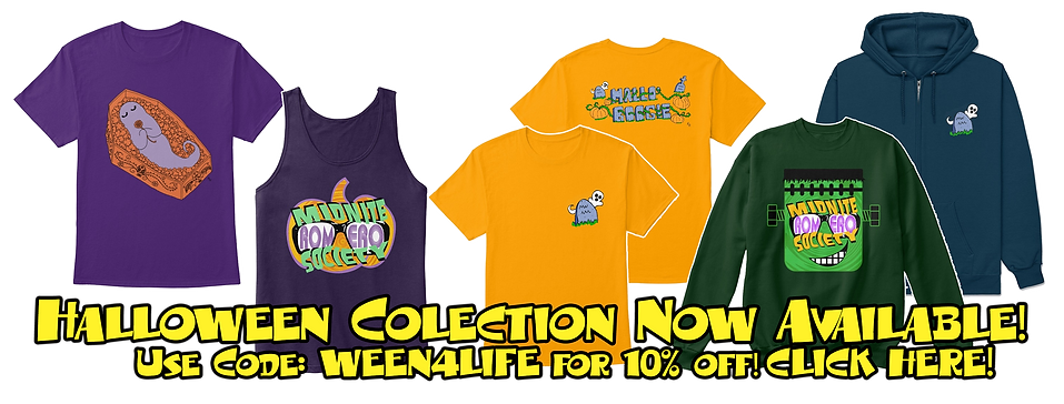 Halloween Collection Banner ad trans cod