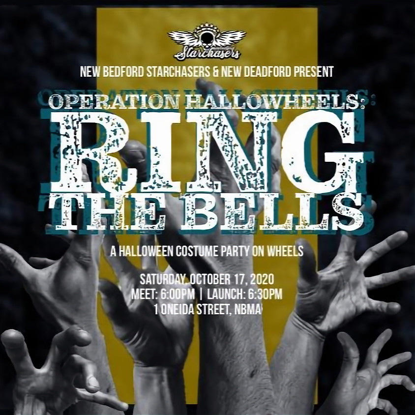 Hallowheels: Ring the Bells (a New Deadford story)