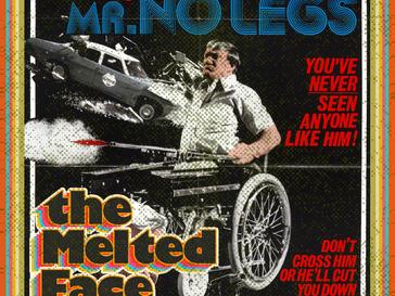 The Amazing Mr. No Legs