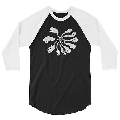 Ghostly Knot Raglan