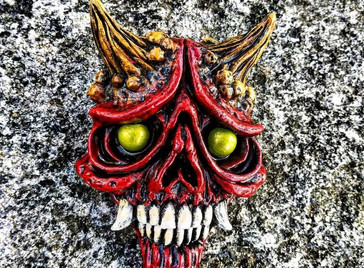 Creator Tuesdays: Wicked Wall Masks