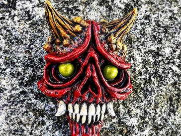 Creator Tuesdays: Wicked Wall Masks