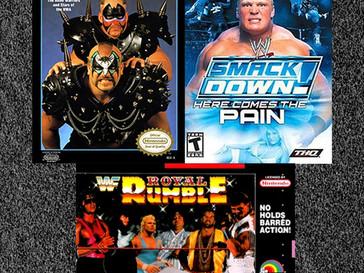 A Short Survey of Wrestling Games