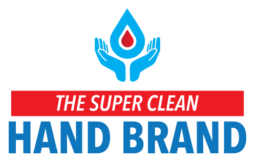 The Super Clean Hand Brand