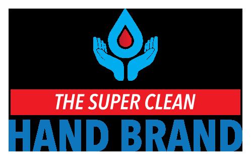 The Super Clean Hand Brand
