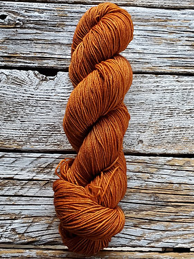 *** Dyed to Order***Rusty Nail