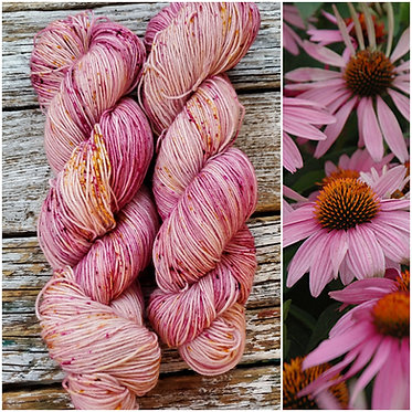 ***Dyed to Order *** Coneflower