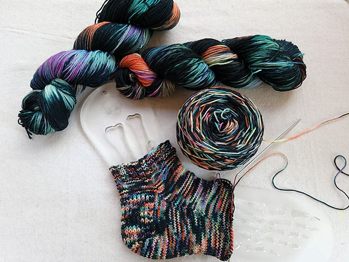**Dyed to Order*** Jellyfish Jam!