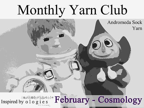 Ologies Yarn Club -February