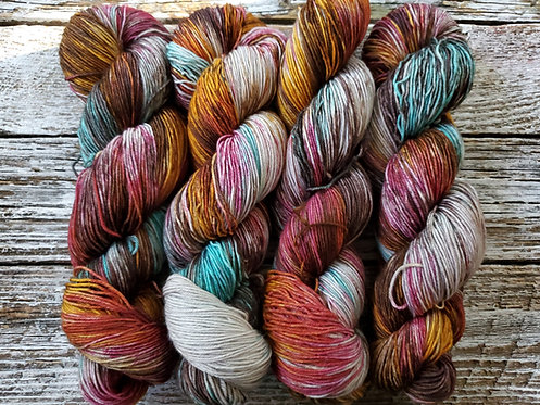 ***Dyed to Order*** Bonfire