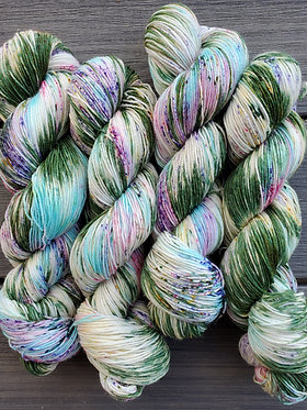*** Dyed to Order*** Gator Garden Party