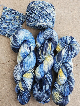 ***Dyed to Order*** I'm Kind of Salty About It