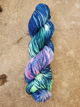 *** Dyed to Order*** Atomic Northern Lights