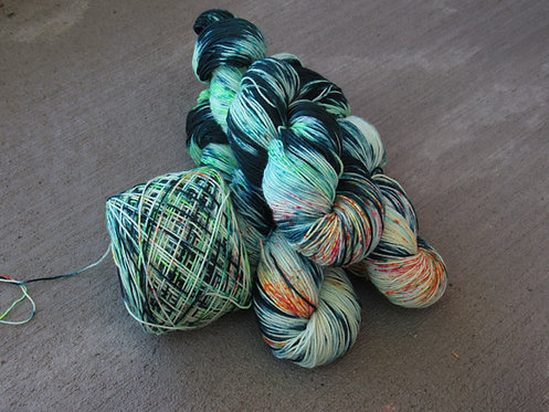 ***Dyed to Order*** Extra Wyley