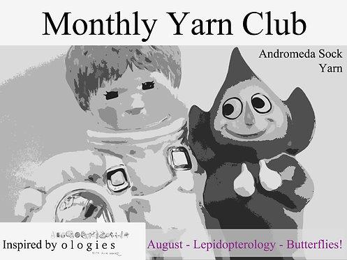 Ologies Yarn Club - August