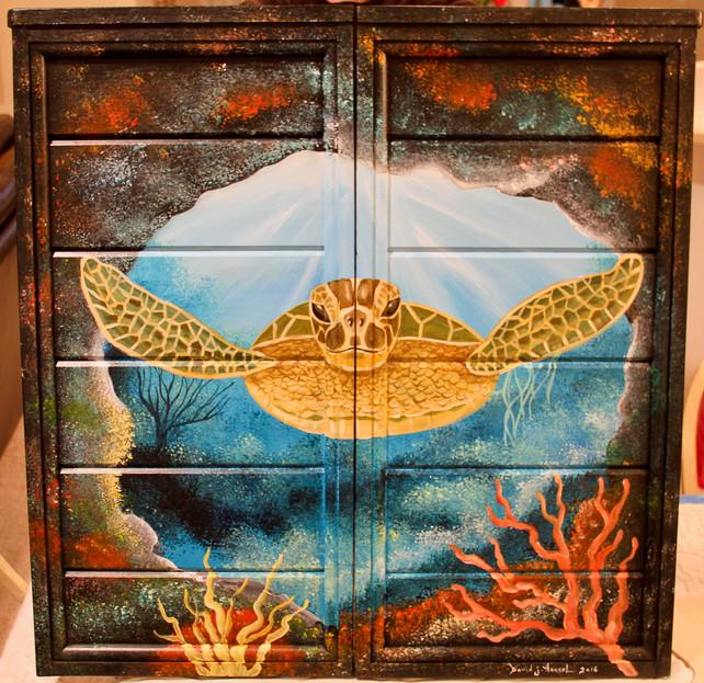 """House of Doors"" in Grayton Beach, FL"