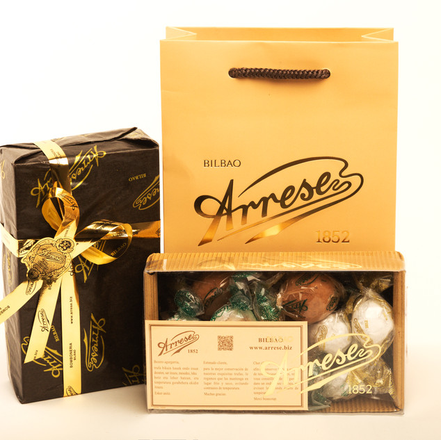 Packing Trufas Arrese