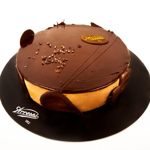 Arrese Mouse de Chocolate website