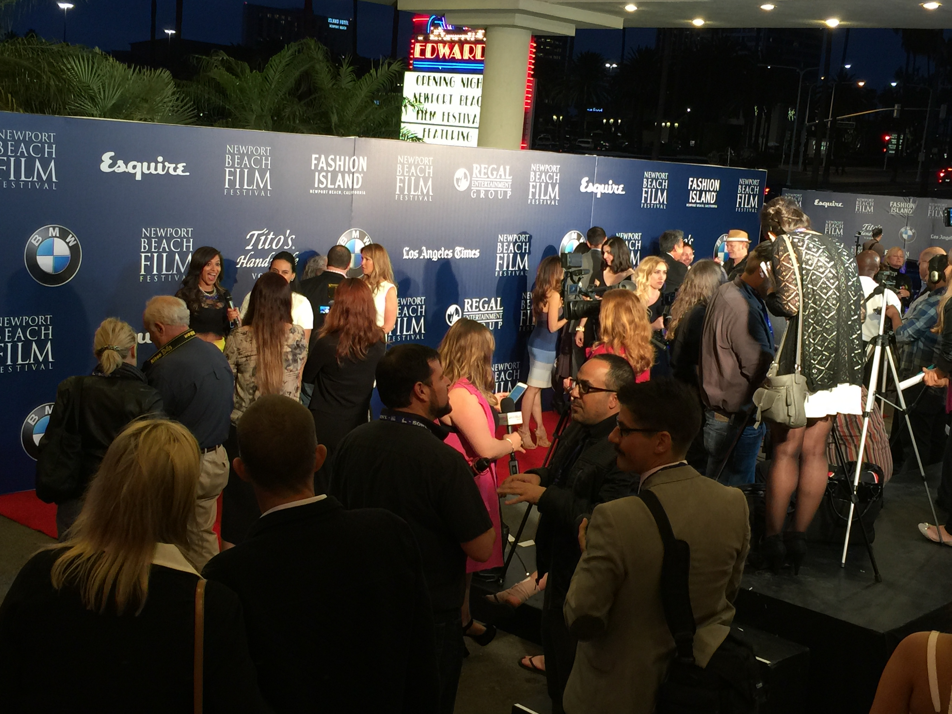 NBFF Red Carpet for 'The Water Diviner'