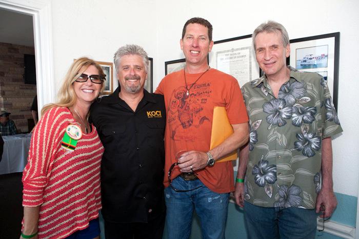 KOCI Cinco De Mayo Fundraiser 2012 - Barb Davis, Craig Carpenter, Troy Davis & Brent Kahlen
