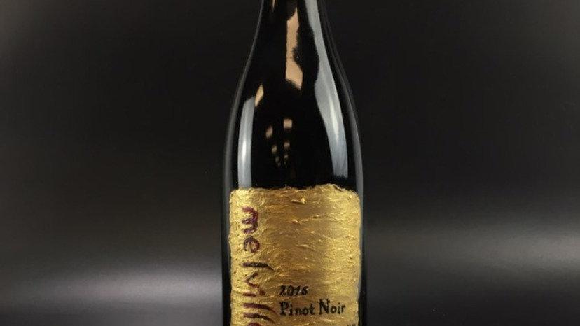 Melville Fantasy Label rehash on 750ml bottle