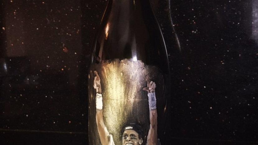 Tom Brady on 750ml bottle