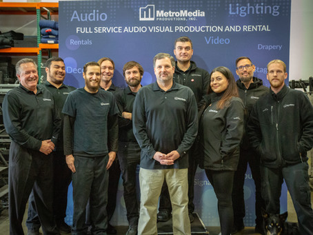 MetroMedia Productions, Inc. Connects Audiences Digitally with Extraordinary Live Events