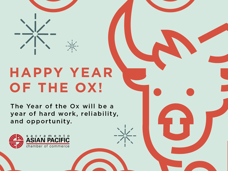 Charge into the Year of the Ox this Lunar New Year!