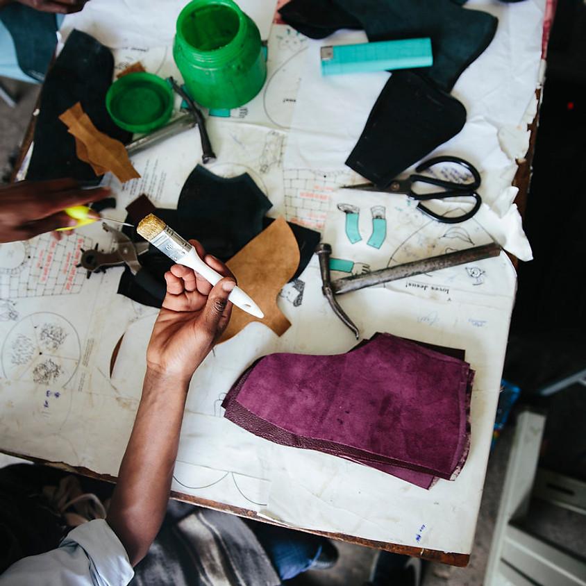 ENZI: Shoe crafting crash course