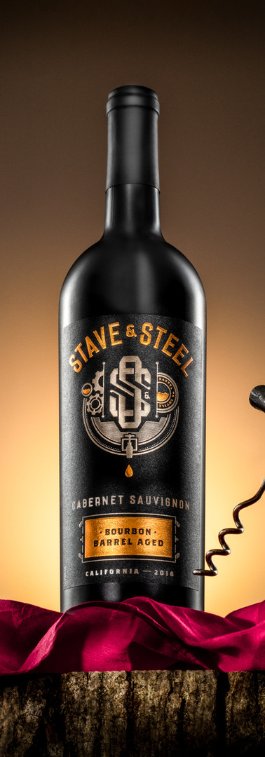 Stave & Steel Wine