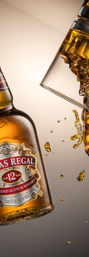 Chivas Regal - Splash