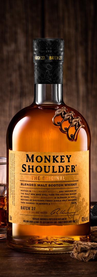 Monkey Shoulder - Vhector Shots Project