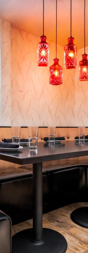 Kuba Restaurant - Interior 1
