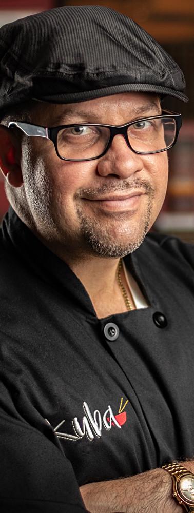 Kuba Restaurant Chef 1